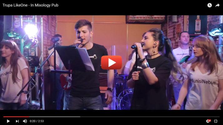 Videoclip LIVE – Mixology Pub