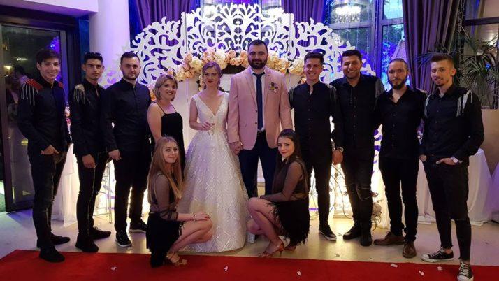 Fotografii nunta Hotel Dumbrava Bacau 2018