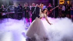 Cronica unei nunti de poveste – Moinesti – Pensiunea Royal
